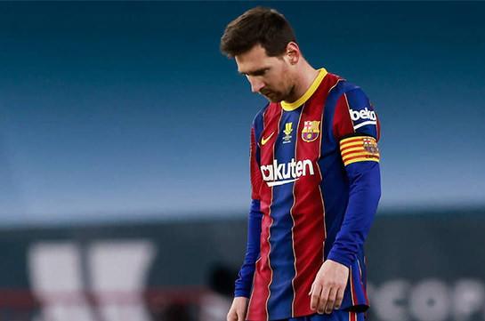 Опубликованы новые подробности контракта Месси с «Барселоной»