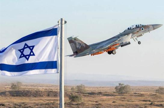 В армии Израиля отказались комментировать сообщения о ракетных ударах в Сирии