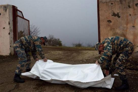 Արցախում որոնողական աշխատանքների արդյունքում հայտնաբերել են ևս 2 զինծառայողի աճյուն