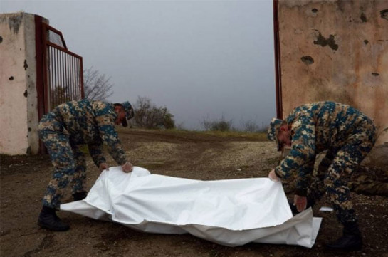 Two bodies found during search works in Artsakh