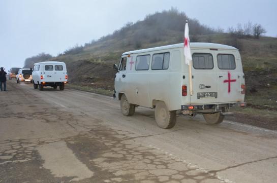 Ադրբեջանը հայկական կողմին է հանձնել 44-օրյա պատերազմի ժամանակ զոհված 106 անձի մարմին