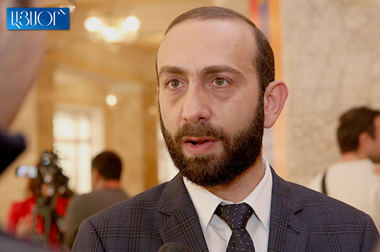 Iran Cannot Abstain from Expressing Its Position on Artsakh Issue: RA NA President