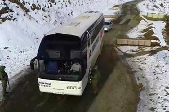 Около 30 беженцев вернулись в Степанакерт за сутки