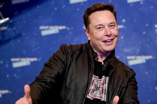 Илон Маск вновь возглавил список самых богатых людей мира