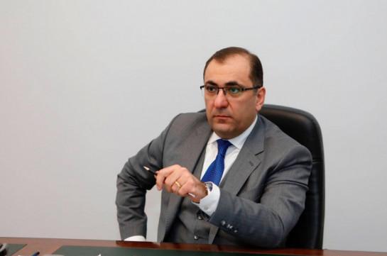 Yerevan court rules arrest for ex-head of NA staff Ara Saghatelyan