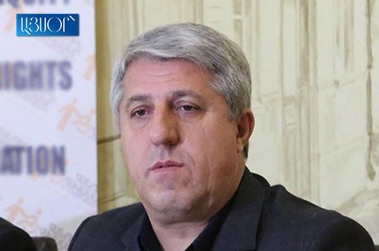 Political persecution in criminal case against Ara Saghatelyan obvious - Vardan Voskanyan
