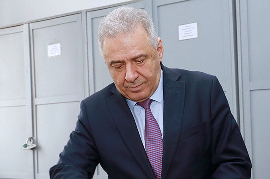 Armenia interested in expansion and upgrading of Russian 102d military base in Gyumri – Armenia's DM