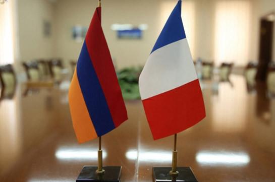 Հայաստանը ֆրանսիական կողմի հետ կքննարկի հայ-ֆրանսիական տնտեսական համագործակցության օրակարգին առնչվող հարցերը