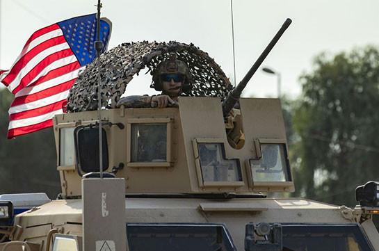 США впервые при Байдене нанесли авиаудар по Сирии
