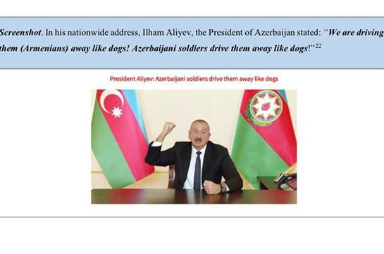 Ադրբեջանի նախագահը չի բացառել հետագայում Հայաստանի հետ խաղաղության պայմանագիր ստորագրումը