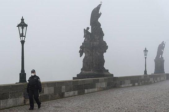 В Чехии из-за коронавируса ограничили передвижение жителей
