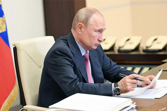Պուտինը հայտարարել է Ռուսաստանի զինված ուժերի բացառիկ կարողությունների մասին