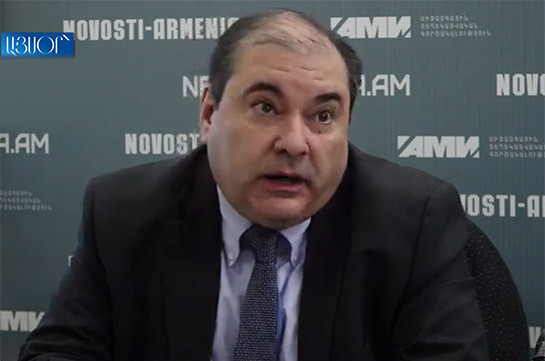 People fighting against Azerbaijani propaganda for long time suddenly targeted in Armenia – political analyst on arrest of Ara Saghatelyan