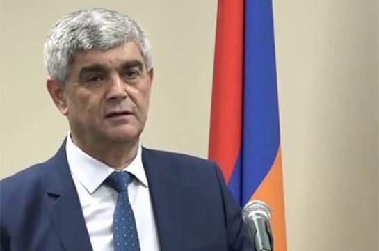 General Vitaly Balasanyan stands with Homeland Salvation Movement – statement