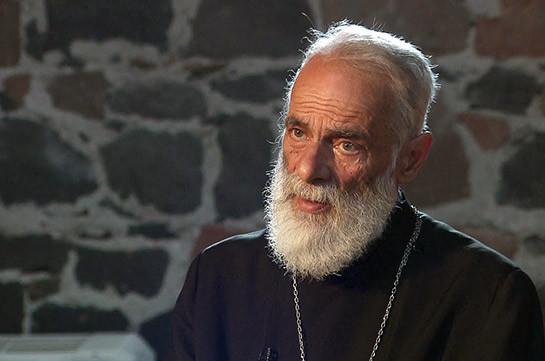 Ավտովթարի հետևանքով մահացել է Ջրվեժի եկեղեցու հոգևոր հովիվ Տեր Կյուրեղը