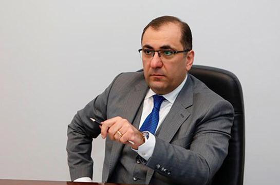 Political prisoner Ara Saghatelyan in high mood, waits for session of Court of Appeal – attorney