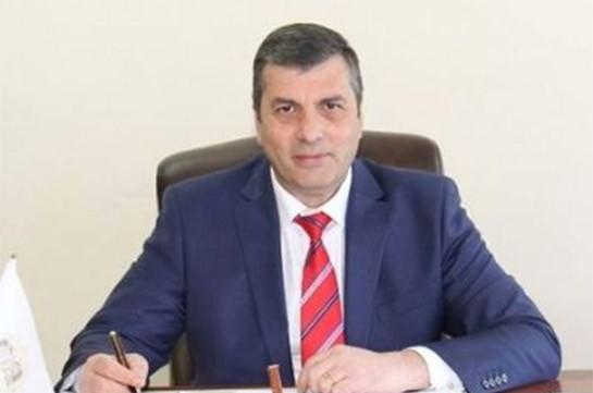 Armenia's Spitak mayor expresses support to Army