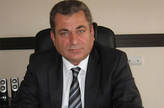 Руководитель общины Касах поддержал требование руководства Генштаба ВС