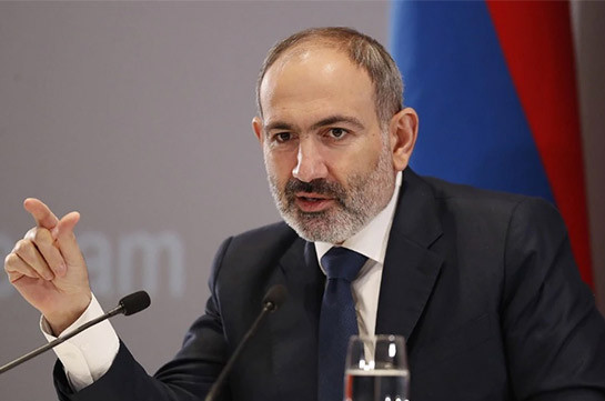 Armenia's PM states about need to pass to semi-presidential governance system