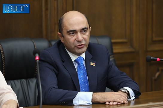 Требую, чтобы Пашинян немедленно опубликовал доказательство выполнения Оником Гаспаряном приказа Сержа Саргсяна – Эдмон Марукян