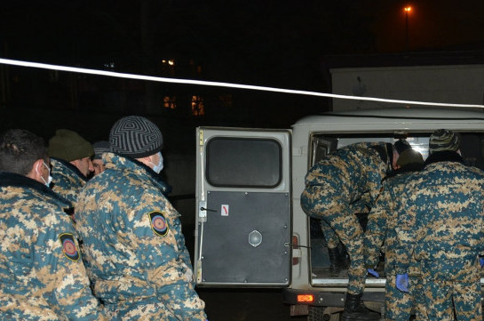 Artsakh rescue squads to continue search operations of bodies of killed servicemen in Hadrut and Kashatagh regions