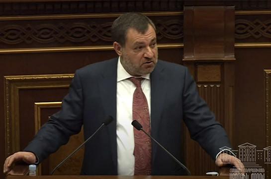 В Армении нет человека, который может дать поручения судье – Рубен Вардазарян