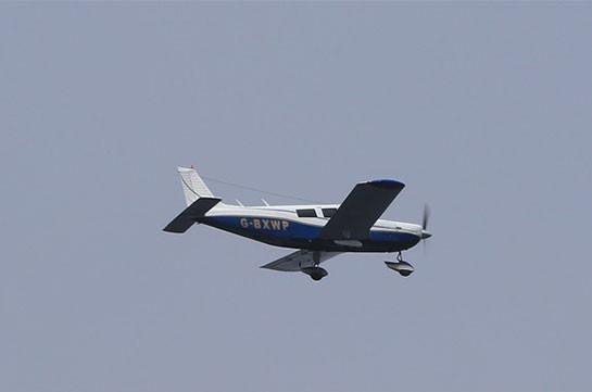 В национальном парке Австралии разбился самолет, есть жертвы