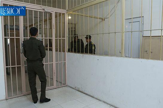 Ավարտվել է ցմահ դատապարտյալի կողմից թմրամիջոց ապօրինի ձեռք բերելու փորձի դեպքի առթիվ հարուցված քրեական գործից անջատված մասով նախաքննությունը