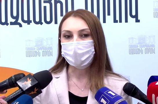 Гагику Царукяну отправлено приглашение на встречу с премьер-министром – Лилит Макунц