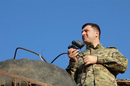 Движение азербайджанских колонн по территории Арцаха продолжается – Тигран Абрамян
