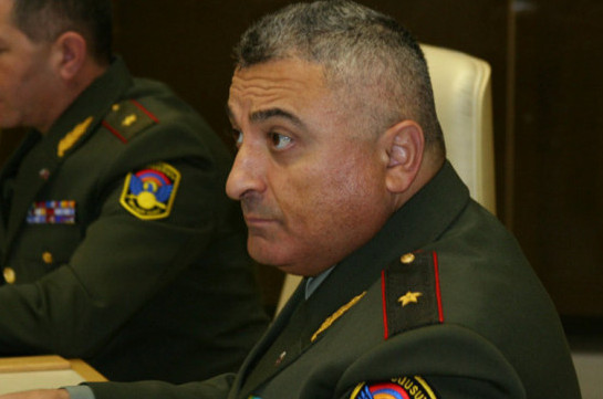 Андраник Макарян: Все военные армянской армии – в армии и рядом с ней