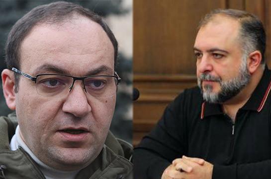 Ваагн Тевосян назначен на назначаемую должность без сложения депутатского мандата – Арсен Бабаян