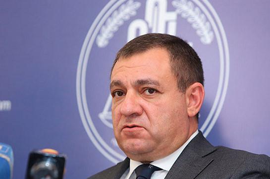 В трагический период для Армении вы молча пережили львиную долю боли и страдания, не позволив нам сломится от горя – послание председателя ВСС