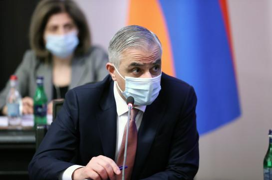 Հայաստանի կառավարական պատվիրակությունը կմեկնի Մոսկվա
