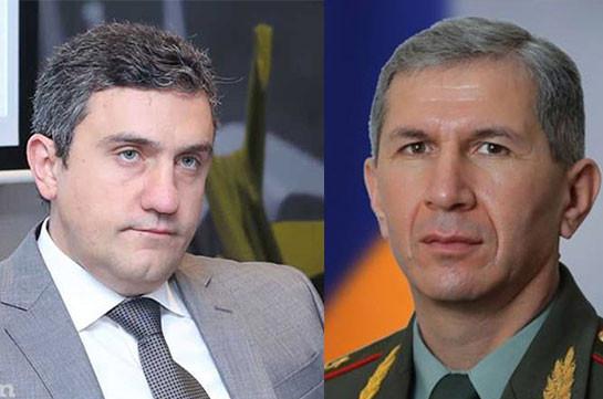 Оник Гаспарян продолжает оставаться начальником Генштаба ВС Армении – Артур  Казинян