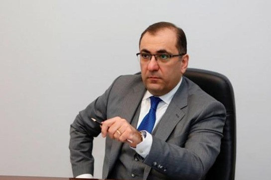 Prosecutor General's Office appeals court's decision to release ex-head of NA staff Ara Saghatelyan
