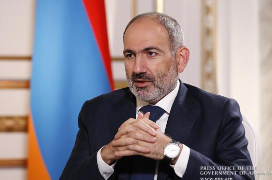 Turkey needs to change aggressive policy toward Armenia for establishing lasting peace in the region – Armenia's PM