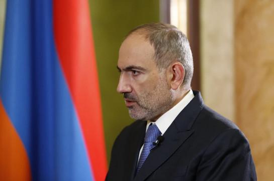Армения заинтересована в приобретении истребителей Су-30СМ и вооружения для этих самолетов - Пашинян
