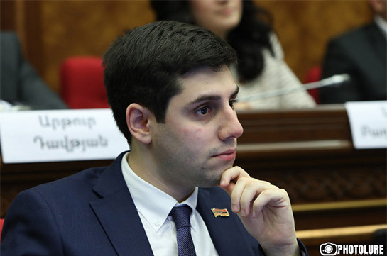 Бывший депутат фракции «Мой шаг» Сурен Григорян назначен замминистра юстиции