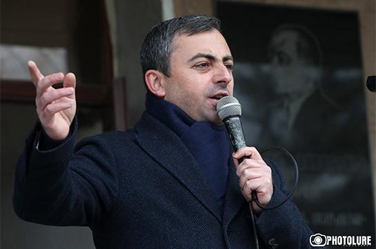 АРФ «Дашнакцутюн» пока не определила формат участия в выборах – Ишхан Сагателян