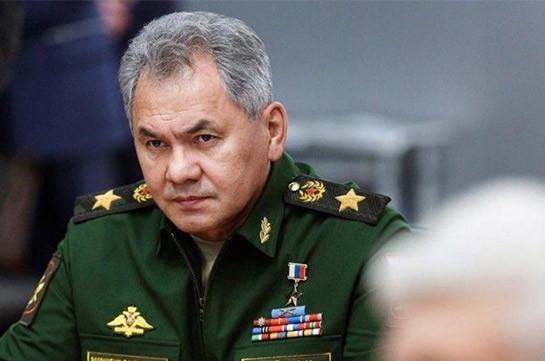 Շոյգուն հայտարարել է ռուսական բանակի մարտական պատրաստվածության ստուգման մասին
