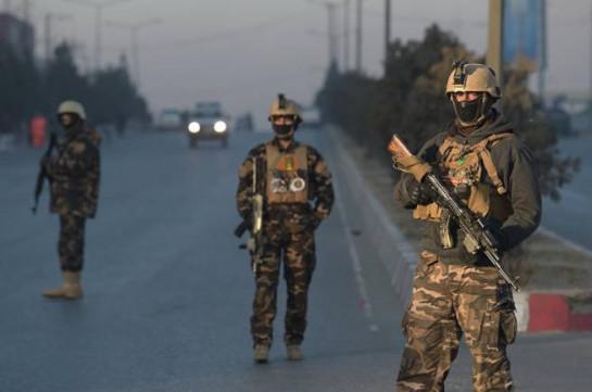 Шесть силовиков погибли при атаке талибов в Афганистане