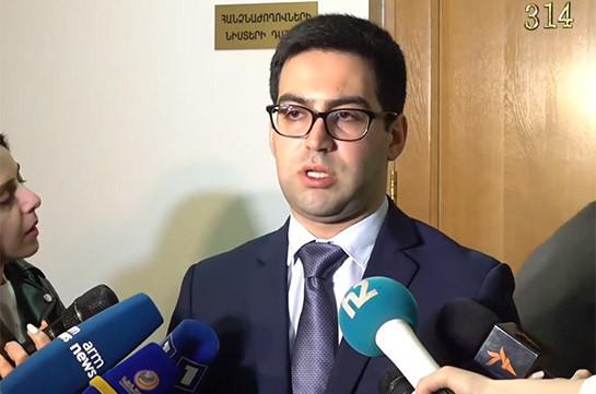 Основной мишенью критики стало то, что веттинг не проведен: я готов понести политическую ответственность – Рустам Бадасян о деле «1 марта»