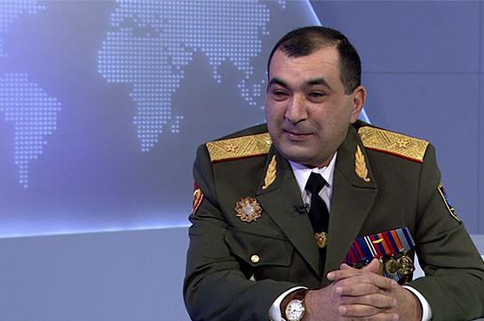 Во время акции движения «ВЕТО» была задержана также супруга Национального героя Армении Тирана Хачатряна