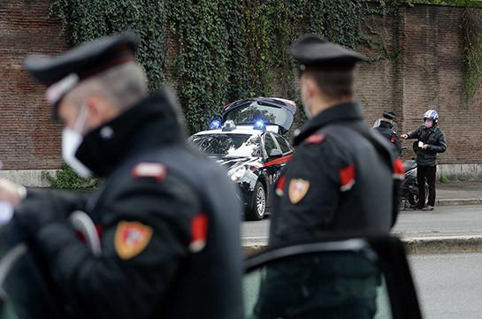 На Сицилии при операции по борьбе с мафией арестовали более 30 человек