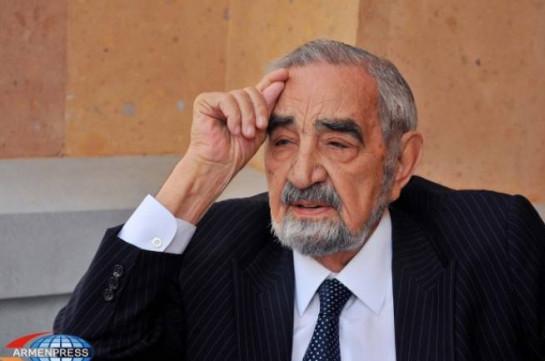 Скончался благотворитель, член Совета попечителей Всеармянского фонда «Айастан» Грайр Овнанян
