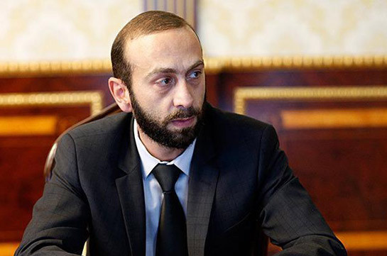 Armenia's NA speaker to visit Moscow on April 13