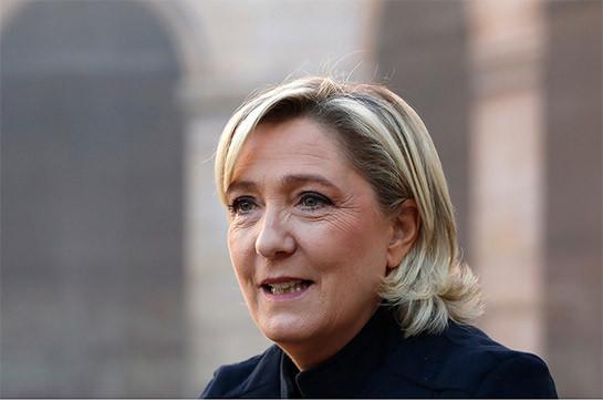 Լե Պենն առաջադրվելու է Ֆրանսիայում նախագահական ընտրություններում