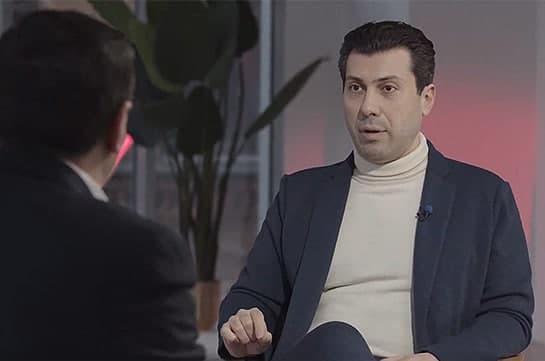 Если я решу участвовать в выборах, то сделаю это сам, и отстраню Никола Пашиняна от власти - Микаэл Минасян