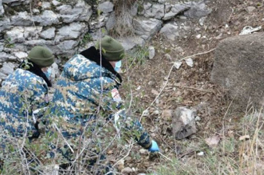 Body search operation gives no result in Kashatagh